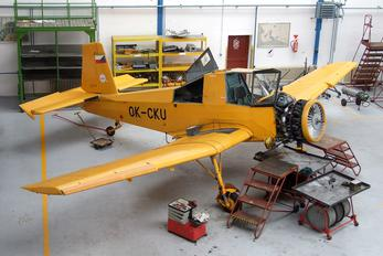 OK-CKU - AgroAirVa Zlín Aircraft Z-37A Čmelák