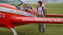SP-AUP - Grupa Akrobacyjna Żelazny - Acrobatic Group - Aviation Glamour - People, Pilot aircraft