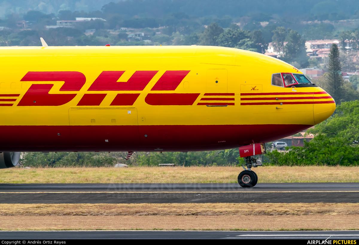 DHL Cargo N371CM aircraft at San Jose - Juan Santamaría Intl