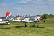 G-YOTS - Private Yakovlev Yak-52 aircraft