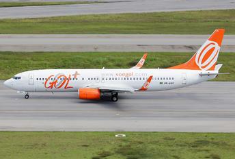 PR-GXE - GOL Transportes Aéreos  Boeing 737-800