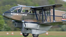 G-AGJG - Private de Havilland DH. 89 Dragon Rapide aircraft