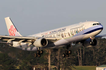B-18358 - China Airlines Airbus A330-300