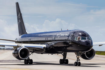 G-TCSX - TCS World Travel Boeing 757-200WL