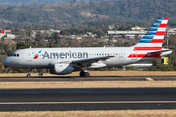 N755US - American Airlines Airbus A319
