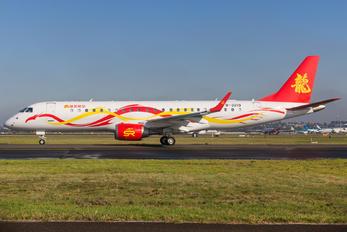 B-3219 - Private Embraer ERJ-190-100 Lineage 1000