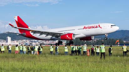 N941AV - Avianca Airbus A330-200