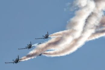 "ORLIK - Poland - Air Force ""Orlik Acrobatic Group"" PZL 130 Orlik TC-1 / 2"