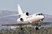 F-GXTM - Private Dassault Falcon 50 aircraft