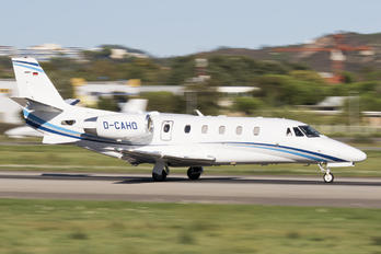 D-CAHO - Air Hamburg Cessna 560XL Citation XLS