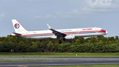 B-9907 - China Eastern Airlines Airbus A321