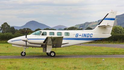 G-INDC - Private Cessna 303 Crusader