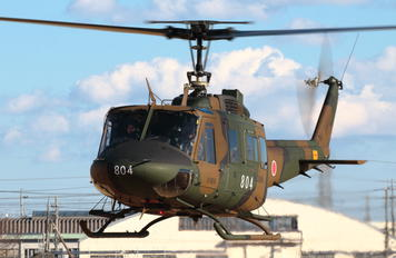 41-804 - Japan - Ground Self Defense Force Fuji UH-1J