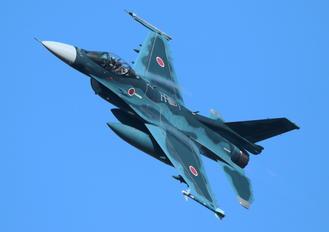 13-8511 - Japan - Air Self Defence Force Mitsubishi F-2 A/B