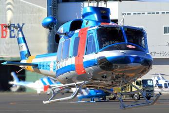 JA17MP - Japan - Police Bell 212