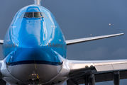 PH-BFV - KLM Boeing 747-400 aircraft