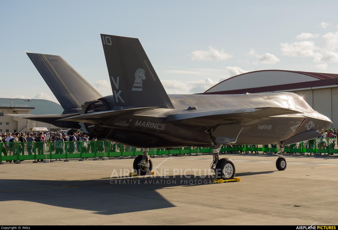 USA - Marine Corps 169296 aircraft at Iwakuni MCAS