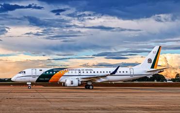 2591 - Brazil - Air Force Embraer ERJ-190 VC-2