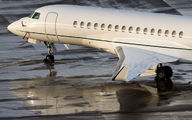 VQ-BFD - Private Dassault Falcon 8X aircraft
