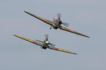 G-HUPW - Private Hawker Hurricane I