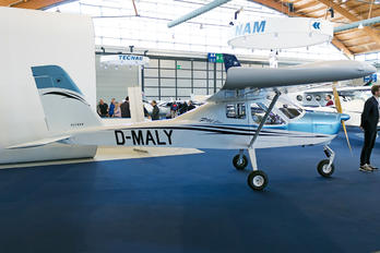 D-MALY - Private Tecnam P92 Echo S
