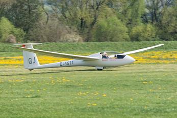 D-6411 - Private Rolladen-Schneider LS4