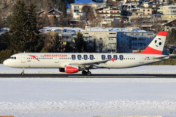 OE-LBA - Austrian Airlines/Arrows/Tyrolean Airbus A321