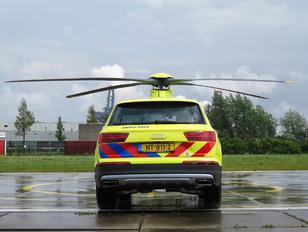 PH-ULP - ANWB Medical Air Assistance Eurocopter EC135 (all models)