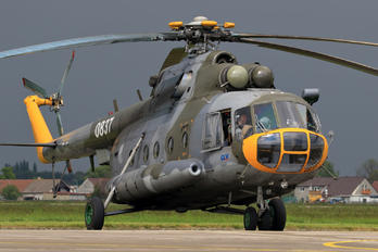 0837 - Czech - Air Force Mil Mi-17