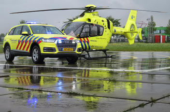 PH-ULP - ANWB Medical Air Assistance Eurocopter EC135 (all models)