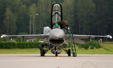 - - Poland - Air Force Lockheed Martin F-16C block 52+ Jastrząb