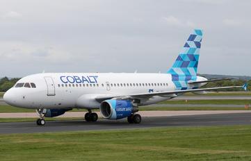 5B-DCU -  Airbus A319