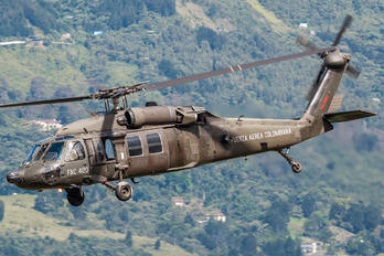 FAC-4120 - Colombia - Air Force Sikorsky S-70A Black Hawk