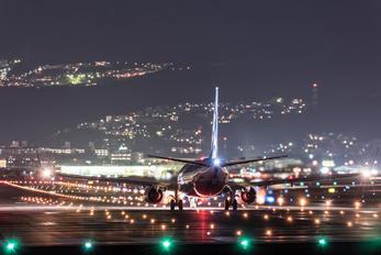 JA59AN - ANA - All Nippon Airways Boeing 737-800