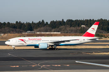 OE-LPC - Austrian Airlines/Arrows/Tyrolean Boeing 777-200ER