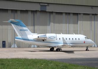 N828KD - Private Canadair CL-600 Challenger 604