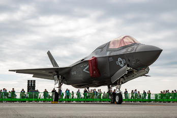 169296 - USA - Air Force Lockheed Martin F-35B Lightning II