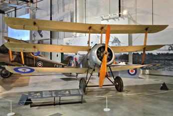 - - Royal Air Force Sopwith Triplane