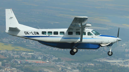 OK-LOM - DSA - Delta System Air Cessna 208 Caravan