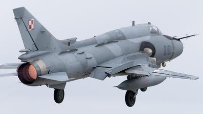 8101 - Poland - Air Force Sukhoi Su-22M-4