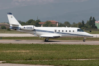M-GASG - Private Gulfstream Aerospace G150