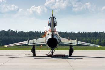 707 - Poland - Air Force Sukhoi Su-22UM-3K