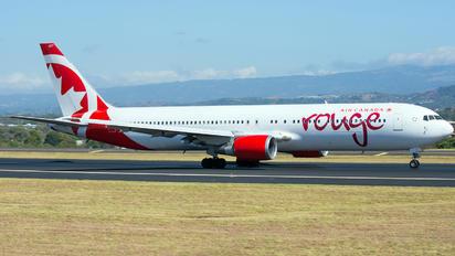 C-GHLK - Air Canada Rouge Boeing 767-300ER