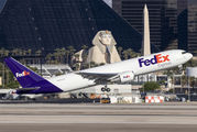 N145FE - FedEx Federal Express Boeing 767-300F aircraft