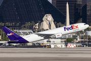 N145FE - FedEx Federal Express Boeing 767-300F aircraft