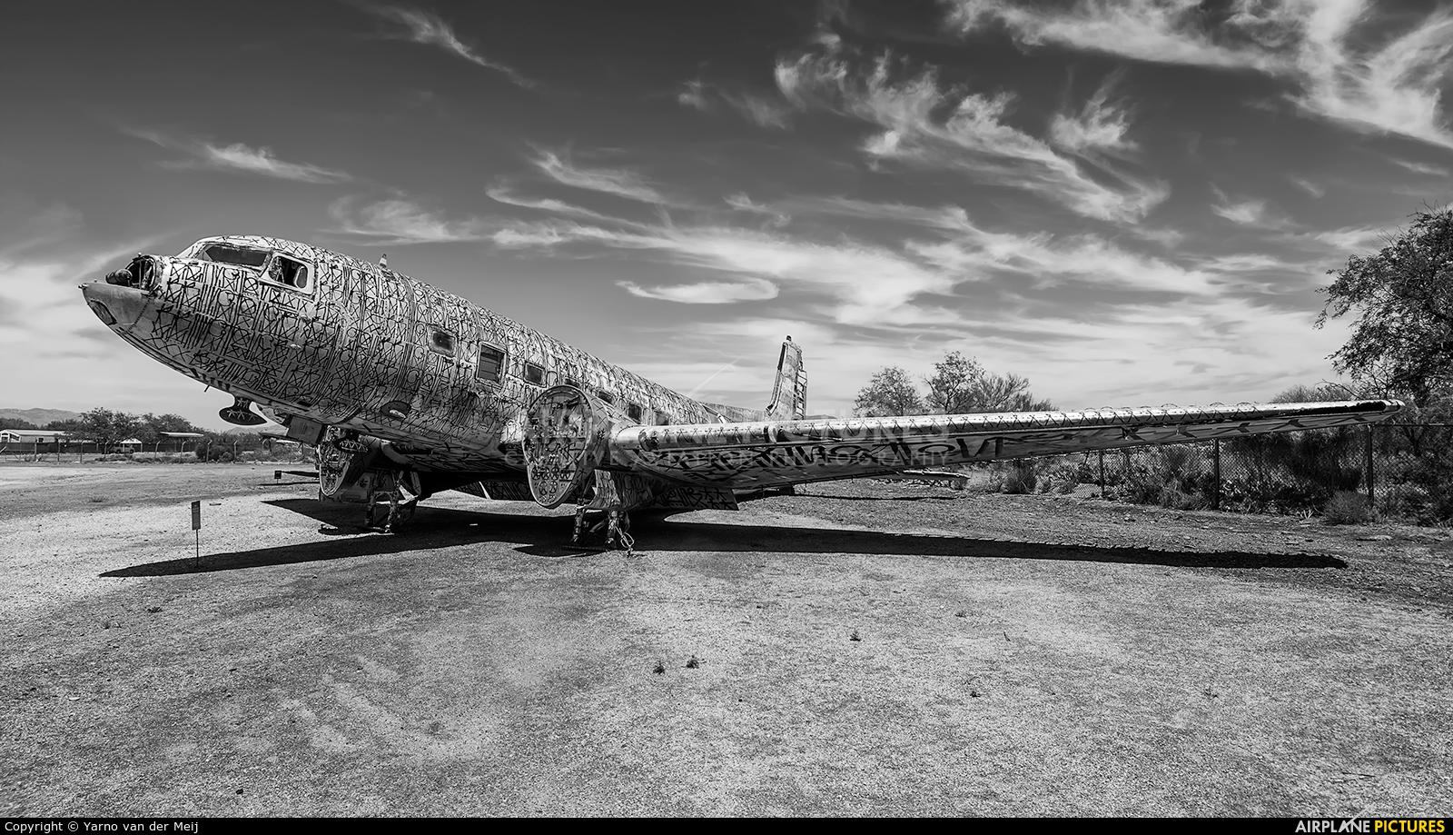 - aircraft at Tucson - Pima Air & Space Museum