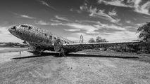 - -  Douglas DC-3 aircraft