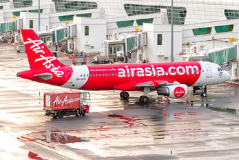 9M-AHM - AirAsia (Malaysia) Airbus A320