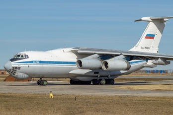 RA-78824 - Russia - Air Force Ilyushin Il-78
