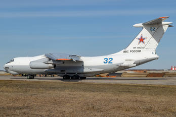 RF-94270 - Russia - Air Force Ilyushin Il-78